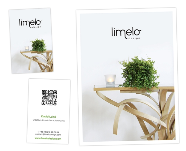 Identité Limelo Design
